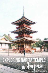 Explore NaritaTempleinJapan