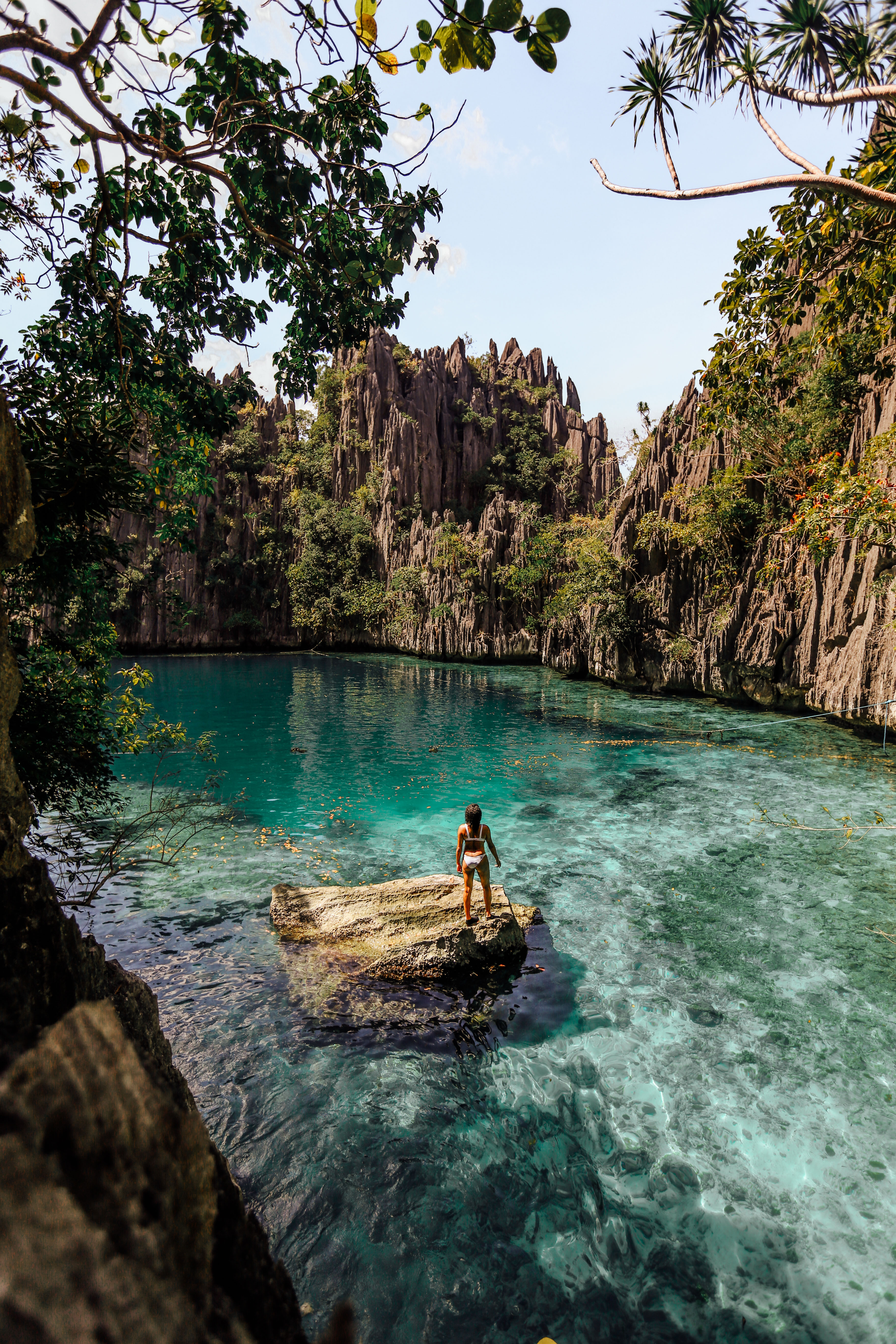 how to go to palawan by sea