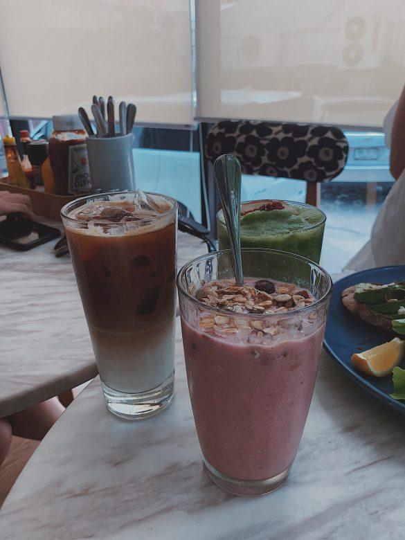 Mes 3 restaurants favoris à Bangkok pour un breakfast/brunch.