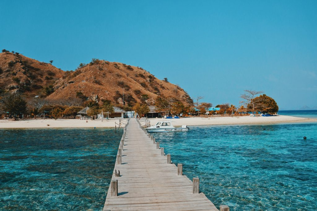 Kanawa Island voyage indonesie