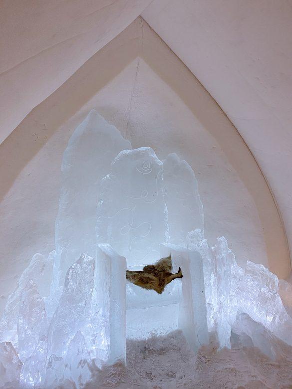 ice arctic snow hotel