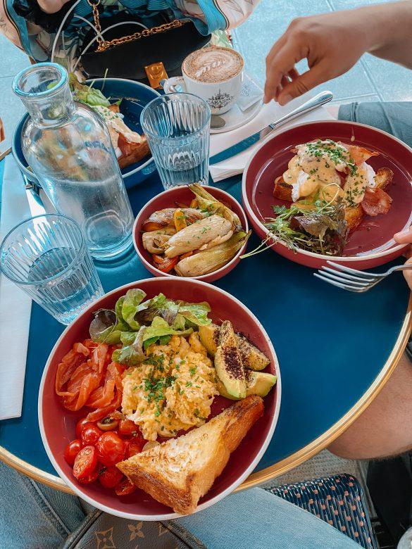Max restaurant brunch geneve geneva